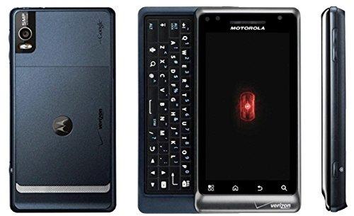 - Motorola Droid 2 A955 Verizon Phone 5MP Cam, WiFi, GPS, Bluetooth