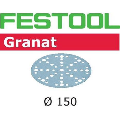 von 50/St/ück Stahl Grau FESTOOL 575160/STF D150//48/P60/GR//50/Schleifscheiben