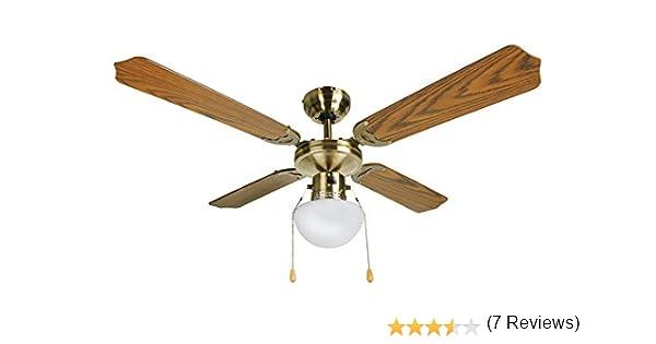 Habitex 9016R2 - Ventilador Techo M Vtr 1000 Mar: Amazon.es ...