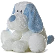 Aurora Plush Baby inches  Blue Scruffy
