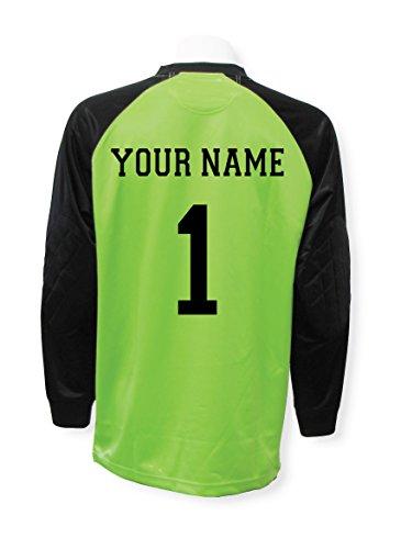 Graphic Goalkeeping Jersey - 3
