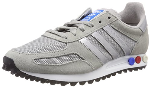 Grey Trainer Silver Homme ftwr Solid Adidas White Gris metallic mgh Baskets Basses La sld wn4Av4