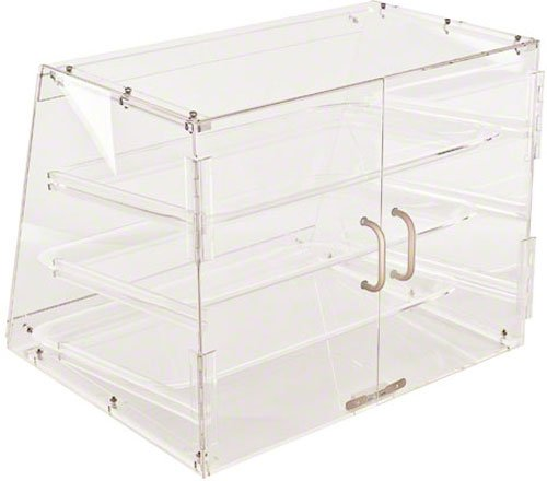 Update International (APB-2117) 3 Tray Display Case by Update International