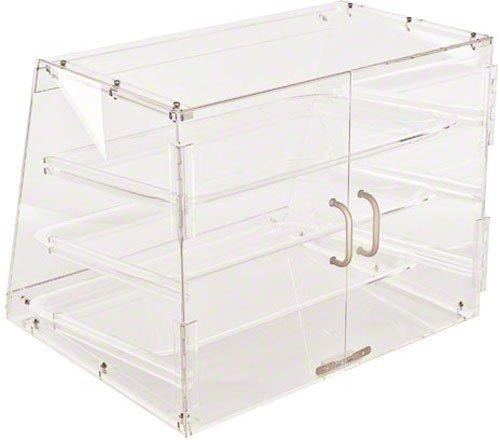 Update International (APB-2117) 3 Tray Display Case