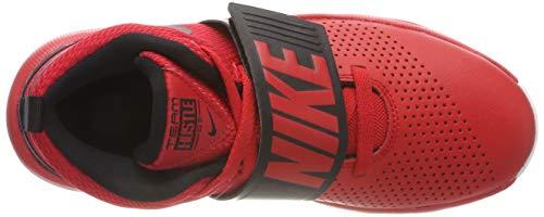 Red Team 602 White Nike GS 8 Jungen Black Mehrfarbig University D Basketballschuhe Hustle z6F5qxp6w
