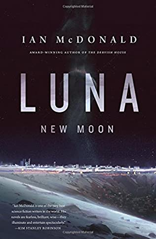 book cover of New Moon