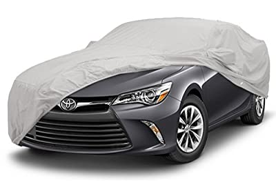 2007-2016 Toyota Camry Custom Car Cover for 5 Layer Heavy Duty Waterproof Ultrashield