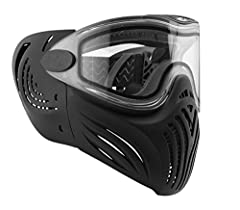 The Helix goggle takes player comfort and upgradability to new levels. The foam gives players Real comfort and the interchangeable thermal lens puts an end to fogging.Lens removal is quick and easy and offers true optical clarity which cann...