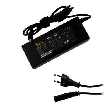 Leicke - AC Cargador para Ordenador portátil Toshiba 90W 15V 6A PA3201U-1 PA2521E-2AC3 PA3083U PA2444U PA30920-1ACA PA3201U-1ACA: Amazon.es: Electrónica