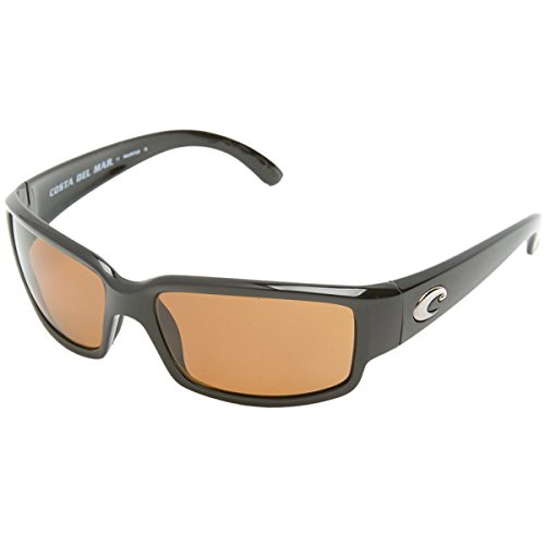 Costa Del Mar Caballito Sunglasses Black/Amber