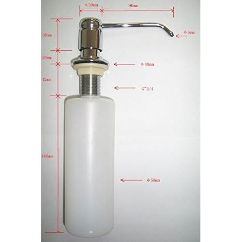 30%OFF Kitchen&Bathroom Sink Liquid Soap Dispenser