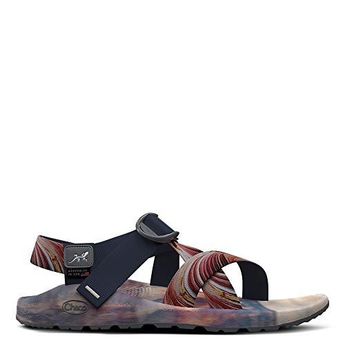 (Chaco Women's Zcloud USA Sport Sandal, Grand Canyon Print, 10 M US)