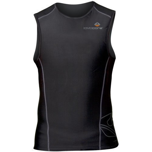 New Men's LavaCore Trilaminate Polytherm Vest (2X-Large) for Extreme Watersports by Lavacore