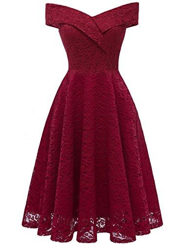 IHouse Women Short Cute Semi Formal Dress Ball Party Gown ()