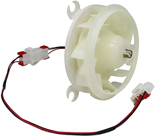 EAU64824401 Evaporator Fan Motor Assembly for Kenmore LG Refrigerator
