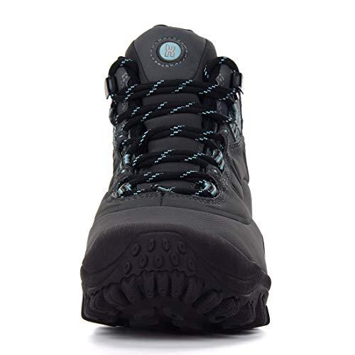 Impermeabili Scarpe Delle Da Trekking Grigio Donne Blu Xpeti qSEp41w