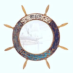 41vB8SnhDNL._SS300_ Nautical Themed Mirrors