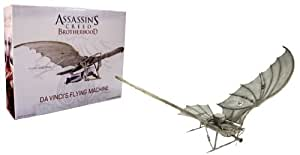 Assassin´s Creed: La Hermandad - Figura 60 Centímetros, Planeador Leonardo Da Vinci