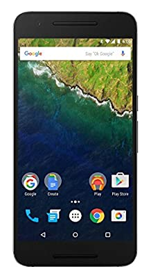 Huawei Nexus 6P H1512 32GB (GSM Unlocked) - International Version with No Warranty