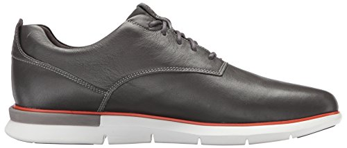 Cole Haan Heren Grand Horizon Oxford Ii Sneaker Magneet Ltr / Koi / Ijzersteen / Optiek Wit-c27727