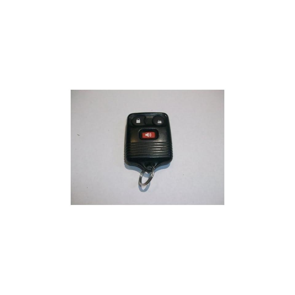 F8DB 15K601 AB Factory 3 BUTTON OEM KEY FOB Keyless Entry Remote Alarm Replace