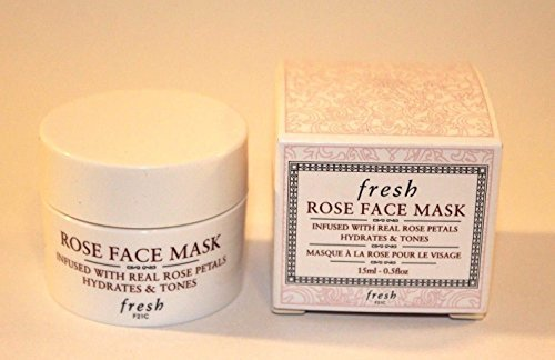 Travel Size 0.5 oz (Rose Face Mask)