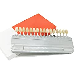 Shade Guide Porcelain Dental Dentist Mat...