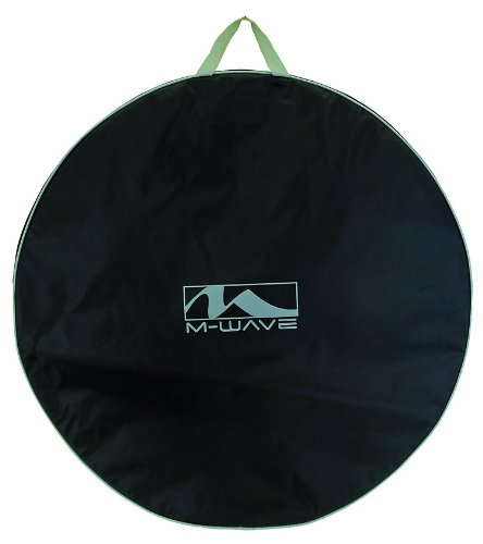 M-Wave Rotterdam Bike Wheel Bag, Up to 700c Wheels - Bicycle Wheel Bag