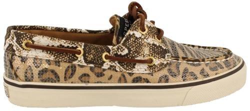 Sperry Bahama Cognac/Dk Brown Bootsschuh Segelschuh Sneaker Damen