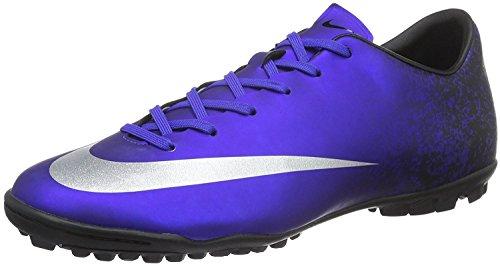Nike Men's Mercurial Victory V CR TF Turf Soccer Shoe (10.5)