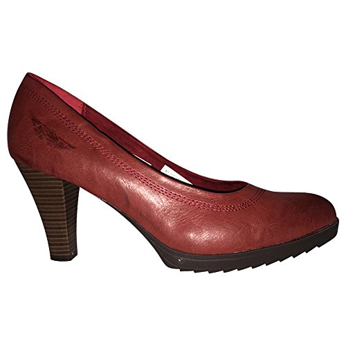 Arizona Pumps Damenschuhe Bordeaux