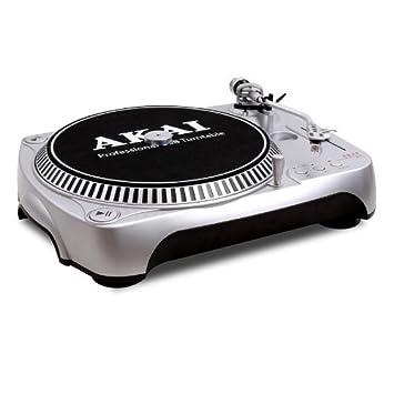 Tocadiscos DJ-USB Akai ATT002 - digitalización MP3: Amazon ...