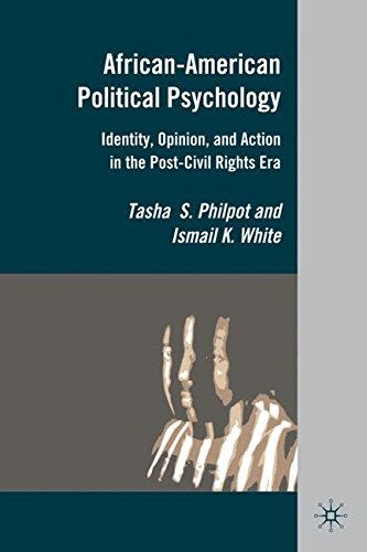 Search : African-American Political Psychology: Identity, Opinion, and Action in the Post-Civil Rights Era