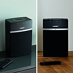Bose SoundTouch 10 x 2 Wireless Starter Pack, Black