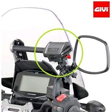 UnterstÜtzung S604 Telepass Mit Universal Moto Givi Kit Auto