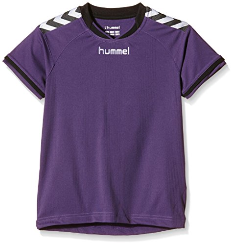 Hummel Kinder Trikot Stay Authentic Jersey,  03-554-3058, Purple Reign,10-12 EU