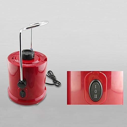 Exprimidor Máquina De Zumo De Fruta Entera con 65 Mm Tolva De Alimentación 2 Ajuste De Velocidad De Energía Centrífuga Juicer