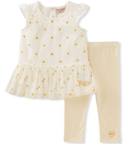 juicy-couture-baby-girls-2-pieces-pants-set-mesh-tunic-vanilla-gold-24m