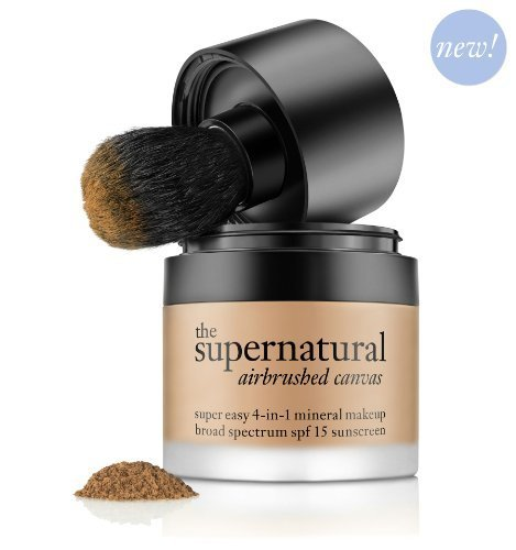 philosophy the supernatural airbrushed canvas foundation by Philsosophy