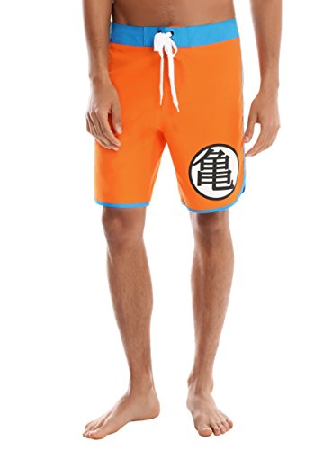 Dragon Ball Z Cosplay Swim Trunks