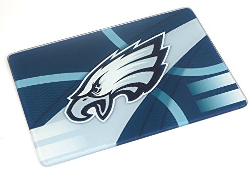 Mother's Day Philadelphia Eagles Cutting Board. Elegant Large Thick board for mom on Mother's Day. - Memory Company Cutting Board