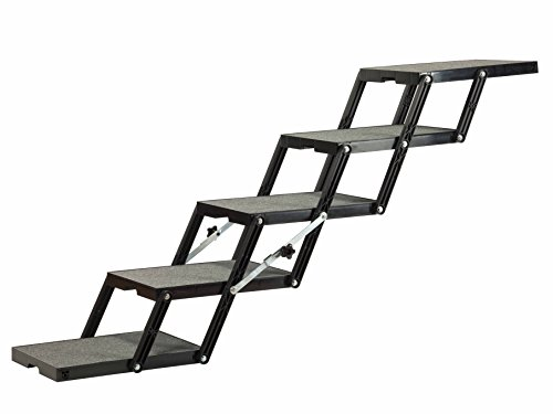 Pet Loader Mini 12 Platform, Aluminum with Wheels