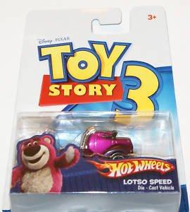 Amazon.com Disney Pixar Toy Story 3 Hot Wheels Lotso Speed Toys U0026 Games