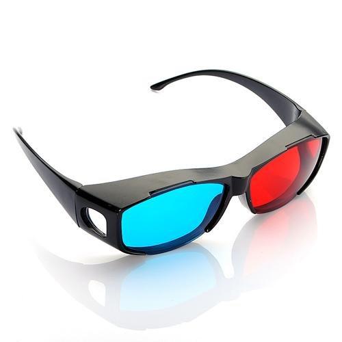 Big Bargain 3 Red Blue Cyan NVIDIA 3D VISION Myopie Allgemeine Glasses