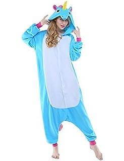 PIN Animal Carnaval Disfraz Cosplay Pijamas Adultos Unisex Ropa De Noche S/M
