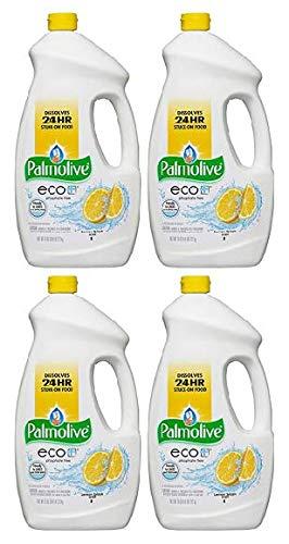 Amazon.com: Palmolive Eco Gel detergente para lavavajillas ...