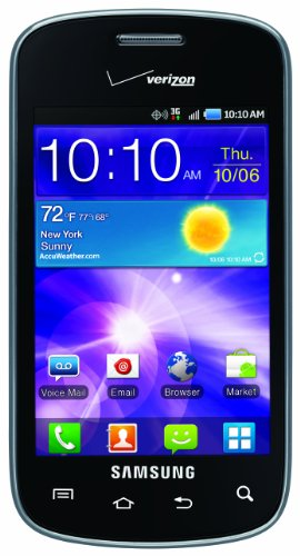Samsung Illusion Prepaid Android Wireless