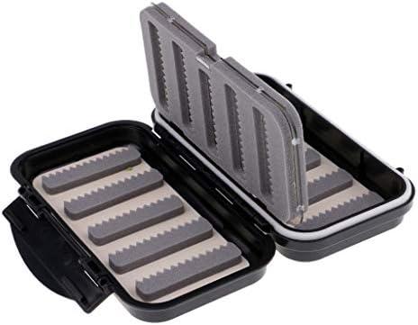 CUTICATE ルアー フライケース ルアー ケース 収納ボックス タックルボックス プラスチック製 全2サイズ
