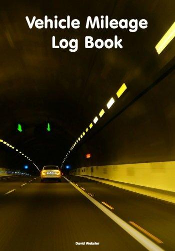 Read Online Vehicle Mileage Log Book: US Edition pdf epub