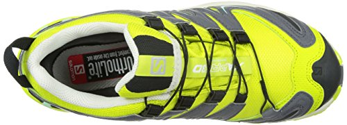 Salomon Xa Pro 3d Gtx Damen Traillaufschuhe Gelb (gecko Groen / Kunstenaar Grijs-x / Lichtgroen)